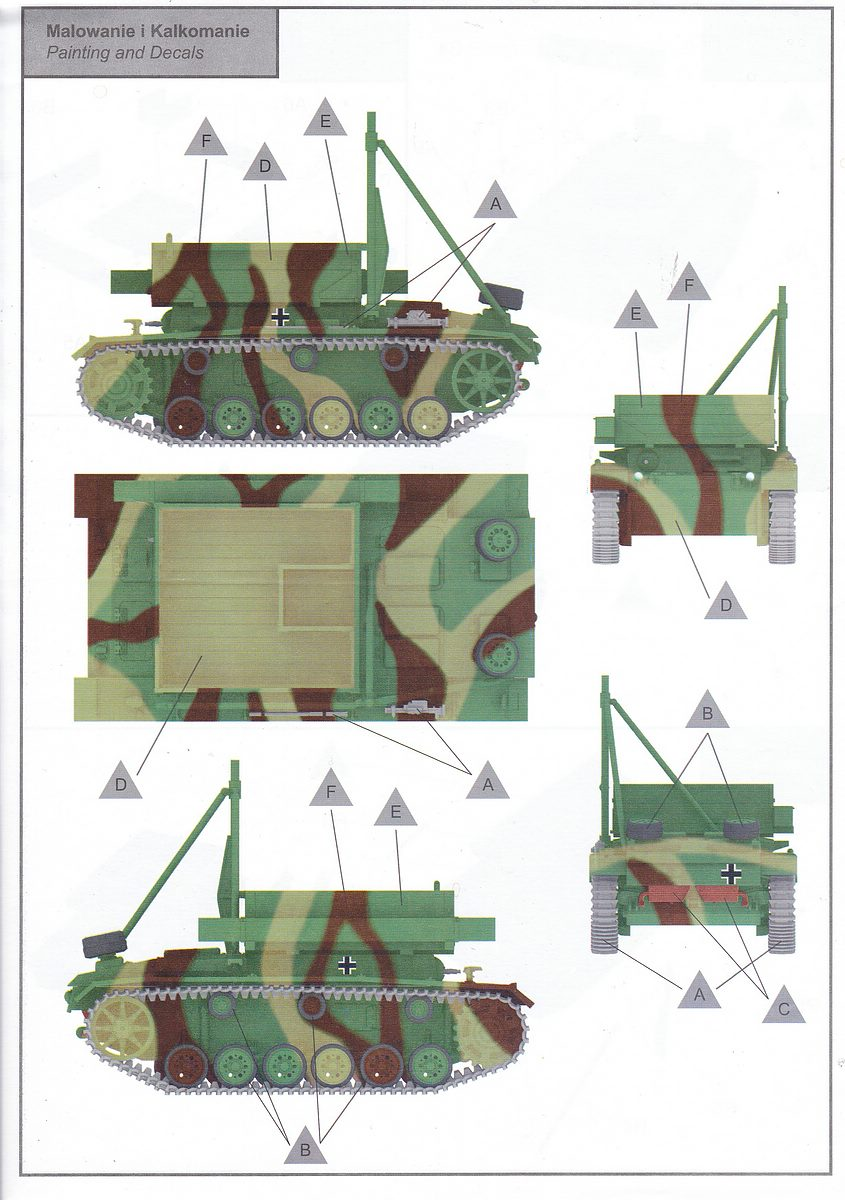 IBG-72059-Bergepanzer-III-18 Bergepanzer III in 1:72 von IBG # 72059