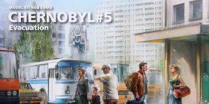 Chernobyl 5: Evacuation in 1:35 von ICM # 35905