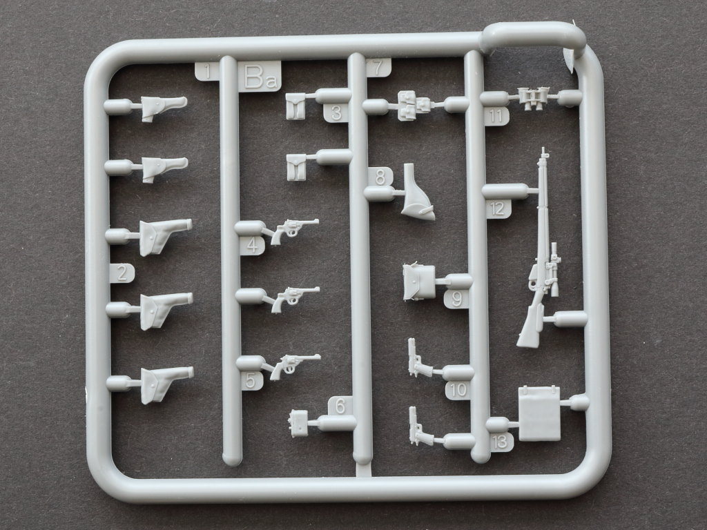 IMG_0061 British Weapons & Equipment for Tank Crew & Infantry 1:35 Miniart (#35361)