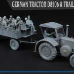 MIniArt-35314-German-Tractor-D-8506-with-trailer_art-16-150x150 German Tractor D 8506 with trailer & crew in 1:35