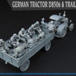 MIniArt-35314-German-Tractor-D-8506-with-trailer_art-17-150x150 German Tractor D 8506 with trailer & crew in 1:35