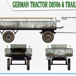 MIniArt-35314-German-Tractor-D-8506-with-trailer_art-21-150x150 German Tractor D 8506 with trailer & crew in 1:35