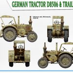 MIniArt-35314-German-Tractor-D-8506-with-trailer_art-22-150x150 German Tractor D 8506 with trailer & crew in 1:35