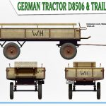 MIniArt-35314-German-Tractor-D-8506-with-trailer_art-23-150x150 German Tractor D 8506 with trailer & crew in 1:35