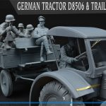 MIniArt-35314-German-Tractor-D-8506-with-trailer_art-4-150x150 German Tractor D 8506 with trailer & crew in 1:35