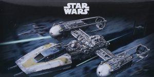 Y-Wing Starfighter in 1:72 von Revell # 01209