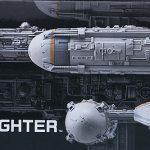 Revell-01209-Y-Wing-Starfighter-6-150x150 Y-Wing Starfighter in 1:72 von Revell # 01209