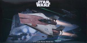 A-Wing Starfighter in 1:72 von Revell # 01210
