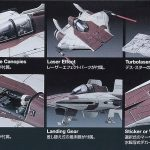 Revell-01210-A-Wing-Starfighter-3-150x150 A-Wing Starfighter in 1:72 von Revell # 01210