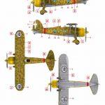Review_ICM_CR.42_w.-Pilots_26-150x150 Fiat CR.42 Falco with Italian Pilots - ICM 1/32