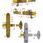 Review_ICM_CR.42_w.-Pilots_27-150x150 Fiat CR.42 Falco with Italian Pilots - ICM 1/32
