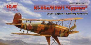"""Ki-86a/K9W1 """"Cypress"""" – ICM 1/32"""
