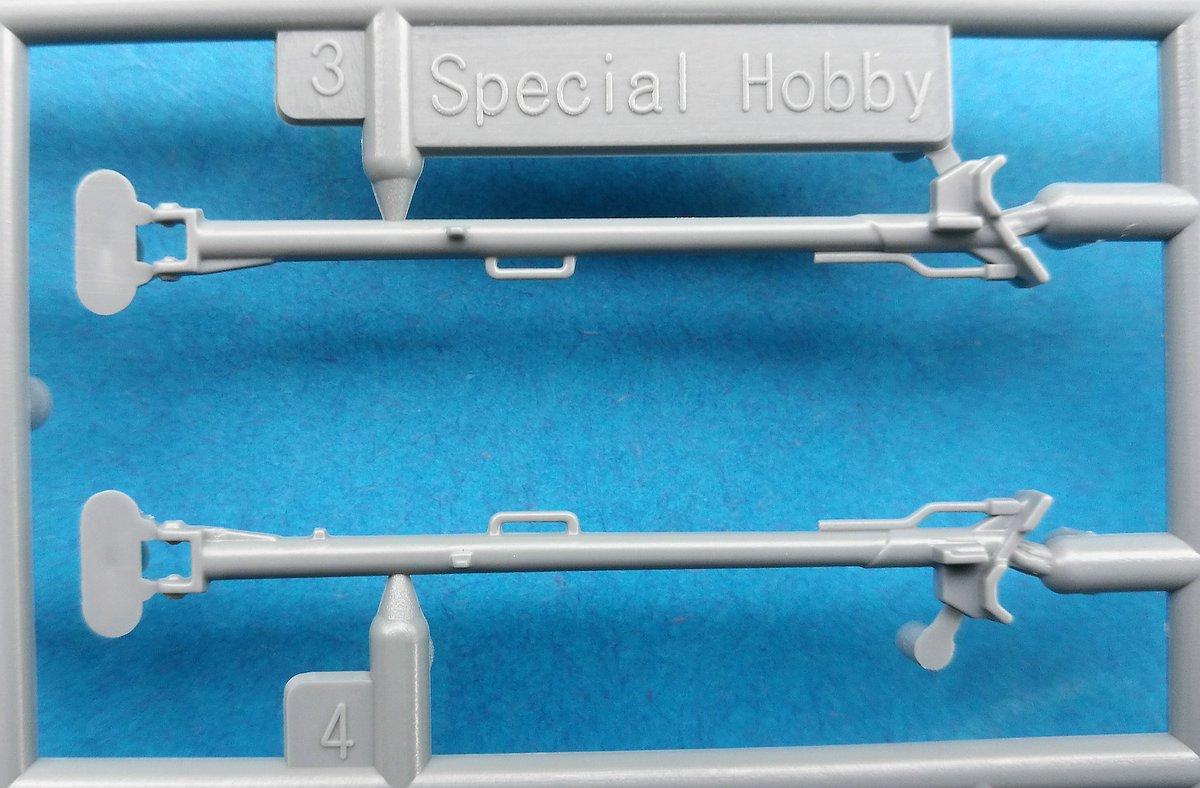 Special-Hobby-SA-72025-PAK-40-16 7,5cm PAK 40 in 1:72 von Special Armour # SA 72025