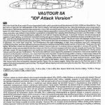Special-Hobby-SH-72096-Vautour-II-A-33-150x150 Vautour II A IDF Attack Bomber in 1:72 Special Hobby # 72096