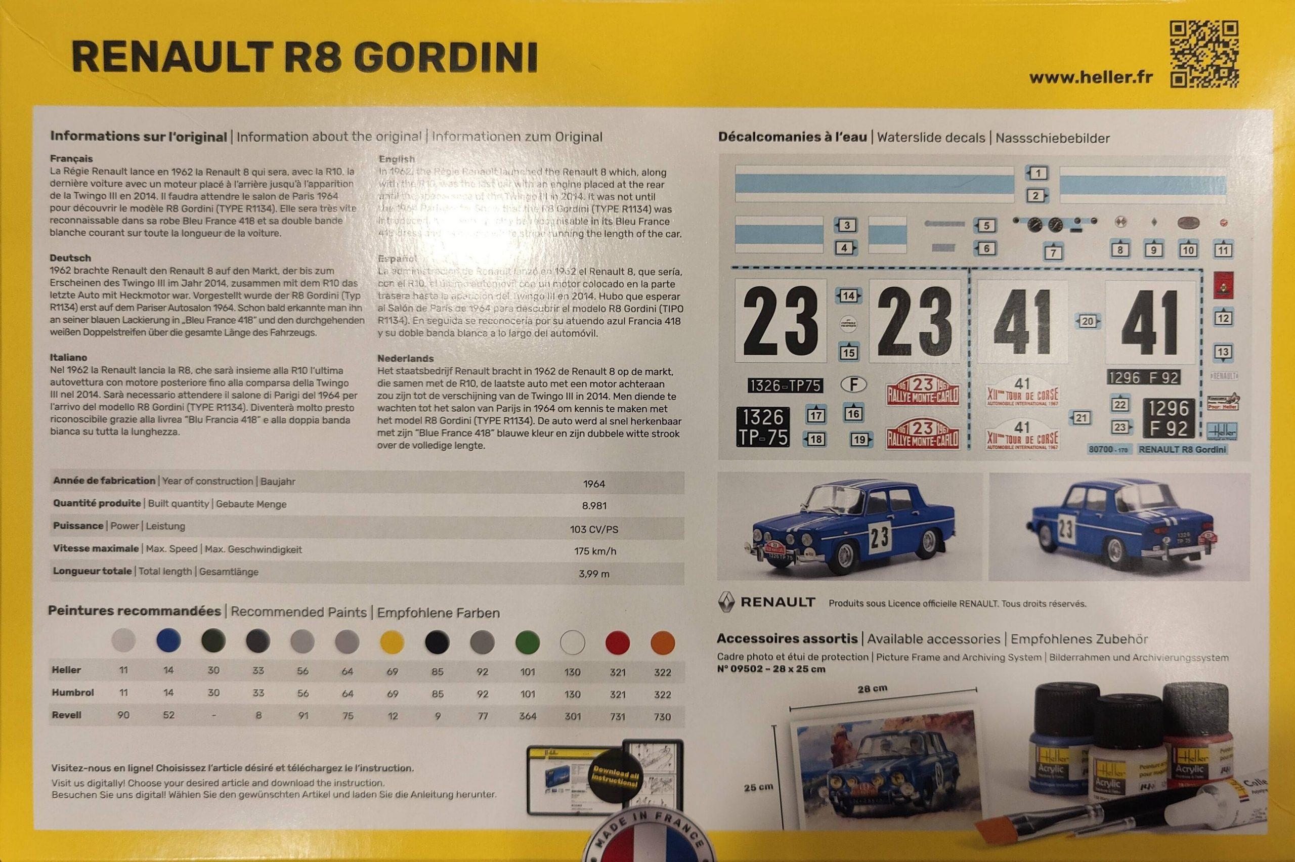 heller_R8_gordini02-scaled Renault R8 Gordini von Heller in 1:24