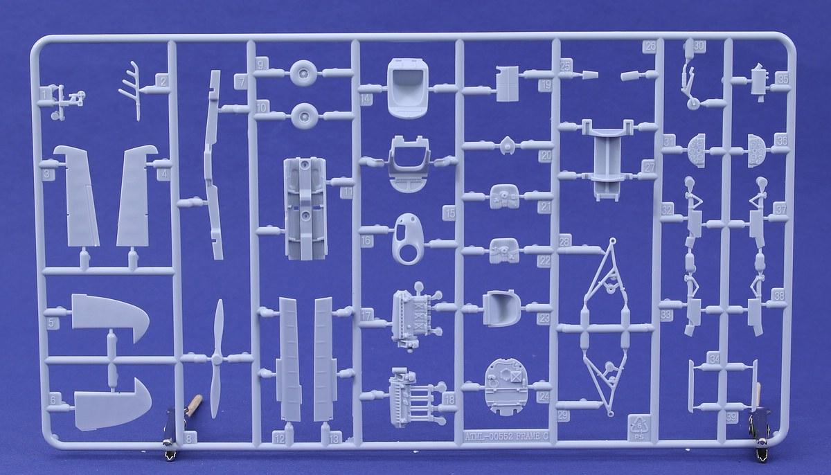 Airfix-A-04105-DH-Chipmunk-16 DH Chipmunk T-10 (1:48) Airfix # A 04105