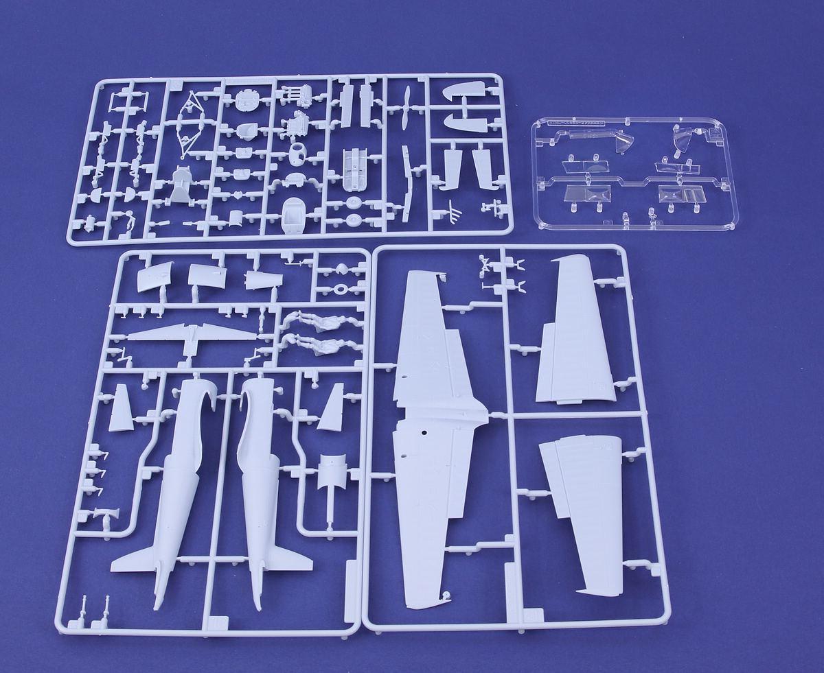 Airfix-A-04105-DH-Chipmunk-37 DH Chipmunk T-10 (1:48) Airfix # A 04105