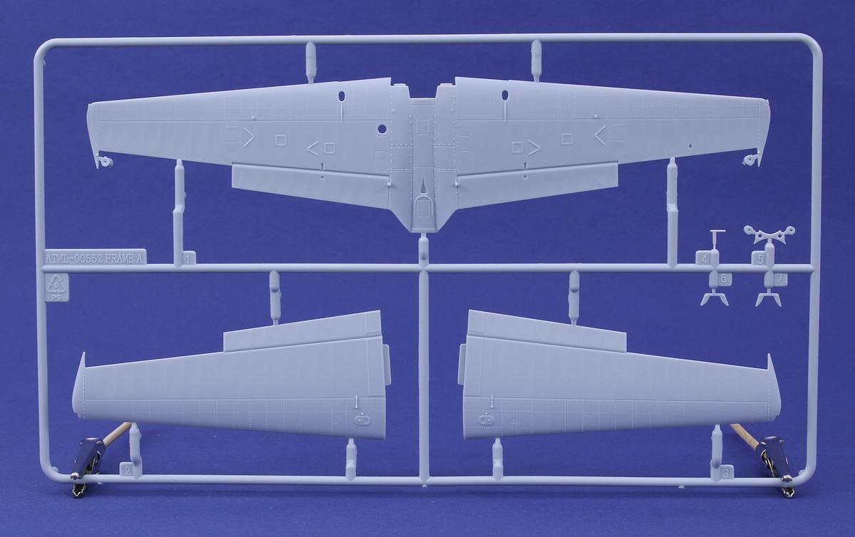 Airfix-A-04105-DH-Chipmunk-7 DH Chipmunk T-10 (1:48) Airfix # A 04105