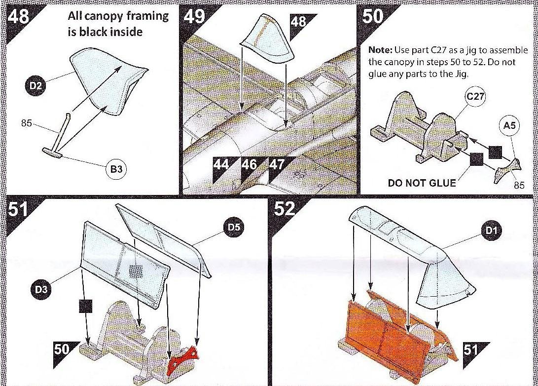 Airfix-Chipmunk-1324983-57-instructions-012-Kopie DH Chipmunk T-10 (1:48) Airfix # A 04105