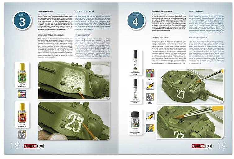 Ammo-by-Mig-How-to-paint-4BO-Russian-green-vehicles-2 Solution book: How to paint 4BO Russian green vehicles Ammo by Mig