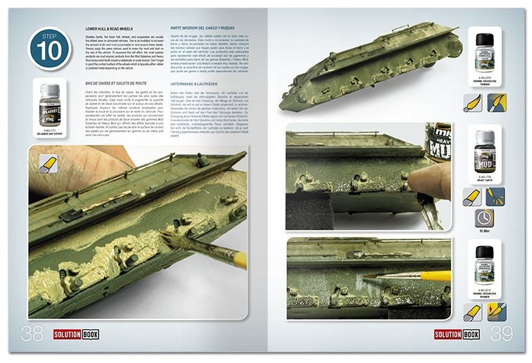 Ammo-by-Mig-How-to-paint-4BO-Russian-green-vehicles-5 Solution book: How to paint 4BO Russian green vehicles Ammo by Mig