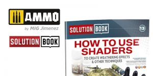 Solution book: How to use shaders Ammo by Mig