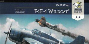 F4F-4 Wildcat und Martlet II in 1:72 von Arma Hobby # 70047