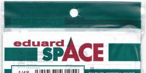 SPACE-Set für die Me 163B von Gaspatch # 3DL48032