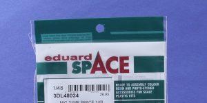 Eduard SPACE für die MiG-21 MF # 3DL48034