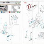 Eduard-491204-Me-163B-3-150x150 Eduard Detail-Set für die Me 163B von Gaspatch # 491204