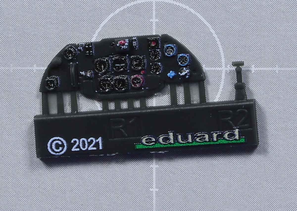 Eduard-644117-Me-163-Loeoek-2 Löök-Set von Eduard für die Me 163 von Gaspatch #644117