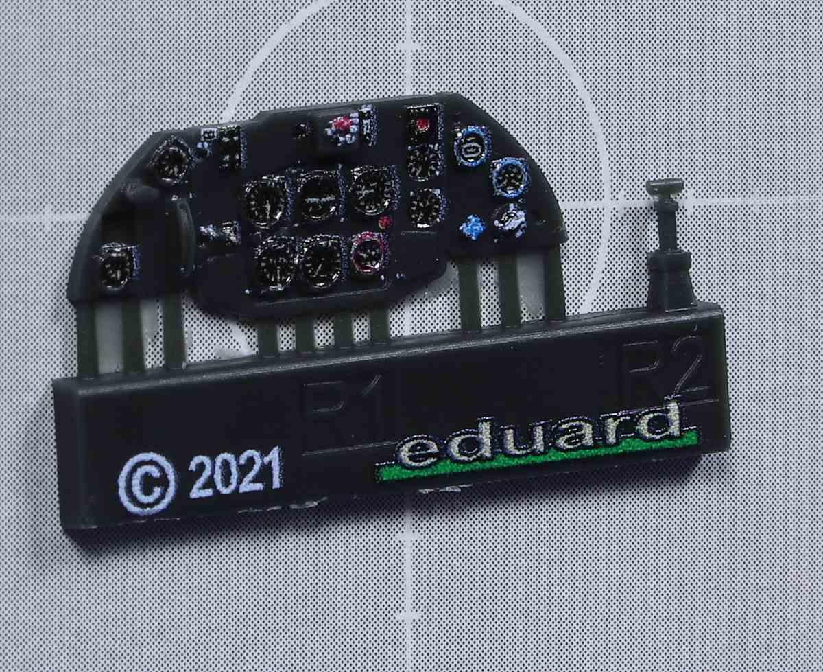 Eduard-644117-Me-163-Loeoek-3 Löök-Set von Eduard für die Me 163 von Gaspatch #644117