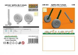 Eduard-648664-Spitfire-Mk.V-wheels-4-300x211 Eduard 648664 Spitfire Mk.V wheels (4)