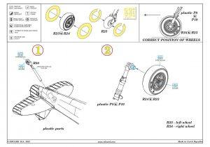 Eduard-648664-Spitfire-Mk.V-wheels-5-300x211 Eduard 648664 Spitfire Mk.V wheels (5)