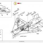 Eduard-672184-Pylon-for-R-3S-Missile-3-150x150 R-3S Raketen für MiG-21 in 1:72 von Eduard # 672184, -185 und -186