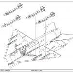 Eduard-672185-R-3S-Missiles-9-150x150 R-3S Raketen für MiG-21 in 1:72 von Eduard # 672184, -185 und -186