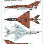 Eduard-672195-SPS-141-ECM-pod-for-MiG-21-4-150x150 ECM pod SPS-141 für die MiG-21 in 1:72 von Eduard # 672195