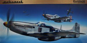 Eduard P-51K Mustang Profi-Pack in 1:48 #82105