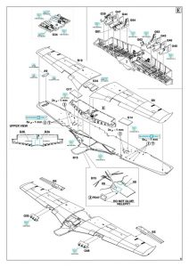 Eduard-82105-P-51K-Mustang-ProfiPAck-19-212x300 Eduard 82105 P-51K Mustang ProfiPAck (19)