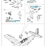 Eduard-82105-P-51K-Mustang-ProfiPAck-21-150x150 Eduard P-51K Mustang Profi-Pack in 1:48 #82105