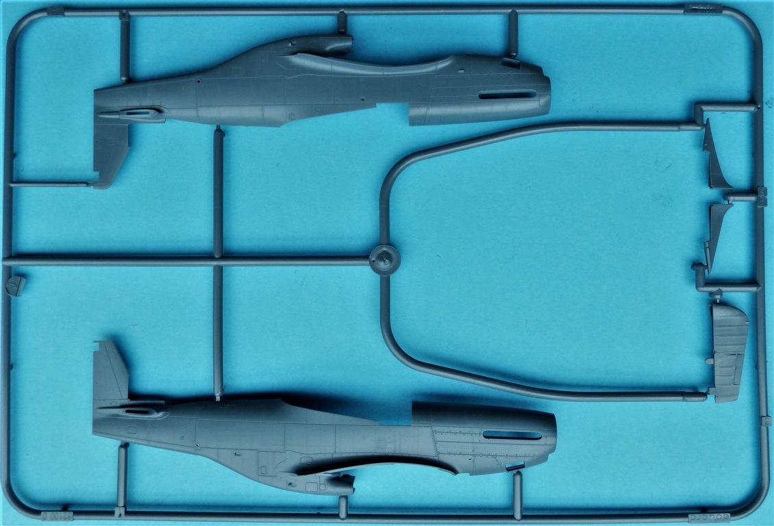 Eduard-82105-P-51K-Mustang-ProfiPAck-4 Eduard P-51K Mustang Profi-Pack in 1:48 #82105