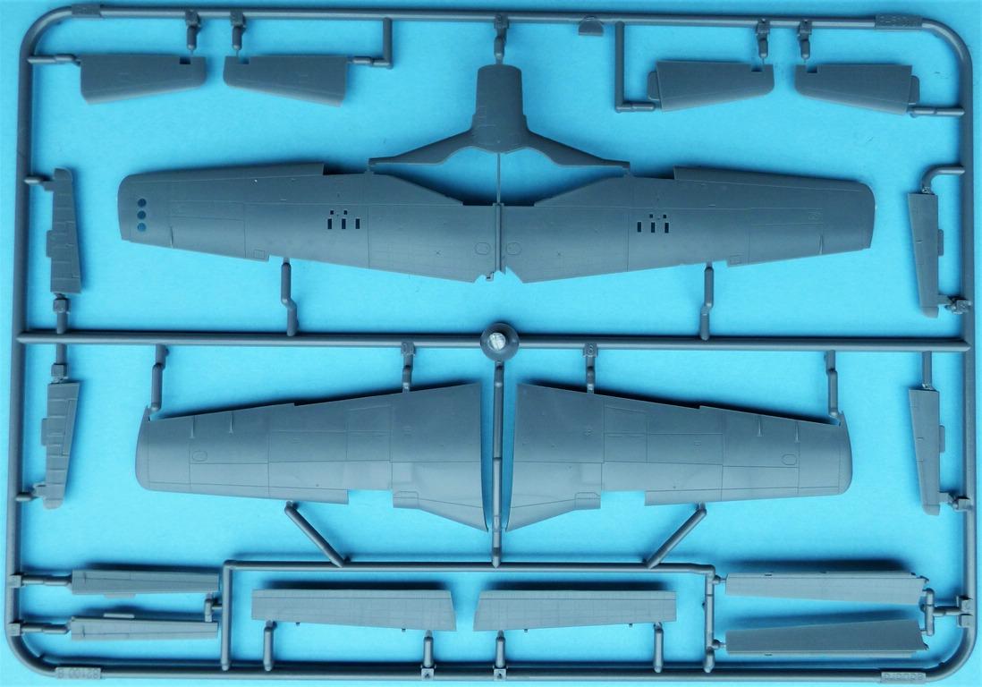 Eduard-82105-P-51K-Mustang-ProfiPAck-5 Eduard P-51K Mustang Profi-Pack in 1:48 #82105