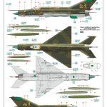 Eduard-84177-MiG-21-MF-Weekend-Bauanleitung-14-150x150 MiG-21 MF in 1:48 als WEEKEND von Eduard #84177