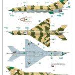 Eduard-84177-MiG-21-MF-Weekend-Bauanleitung-16-150x150 MiG-21 MF in 1:48 als WEEKEND von Eduard #84177