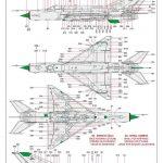 Eduard-84177-MiG-21-MF-Weekend-Bauanleitung-19-150x150 MiG-21 MF in 1:48 als WEEKEND von Eduard #84177