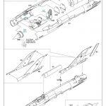 Eduard-84177-MiG-21-MF-Weekend-Bauanleitung-5-150x150 MiG-21 MF in 1:48 als WEEKEND von Eduard #84177