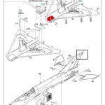 Eduard-84177-MiG-21-MF-Weekend-Bauanleitung-6-150x150 MiG-21 MF in 1:48 als WEEKEND von Eduard #84177