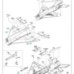 Eduard-84177-MiG-21-MF-Weekend-Bauanleitung-7-150x150 MiG-21 MF in 1:48 als WEEKEND von Eduard #84177