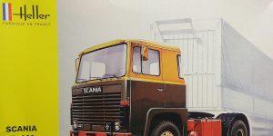 Scania LB-141 (#80773), Heller, 1:24