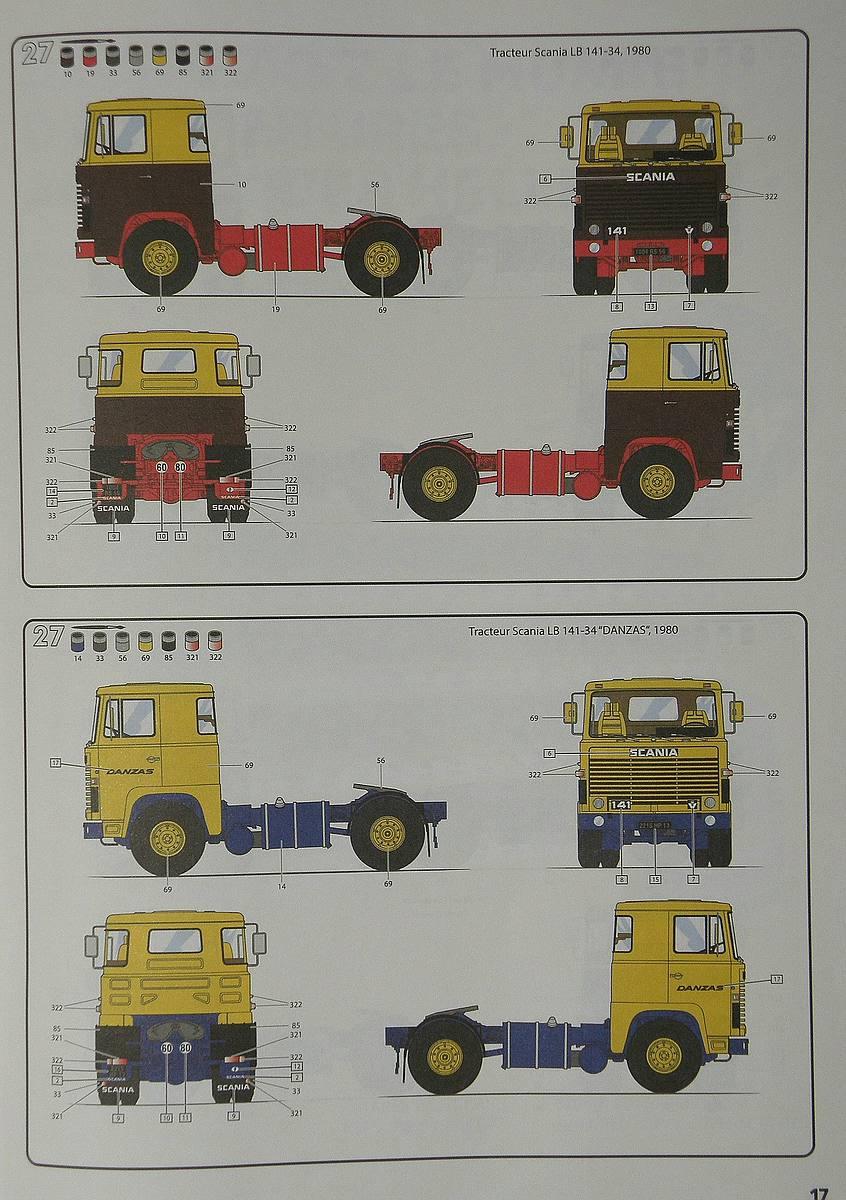 Heller-80773-Scania-LB-141-39 Scania LB-141 (#80773), Heller, 1:24